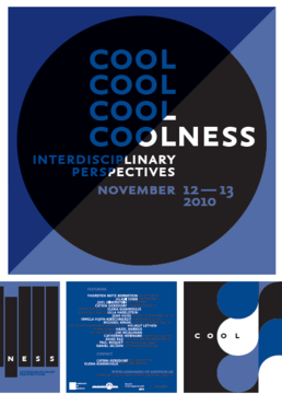 "Tagungsplakat ""Coolness"""