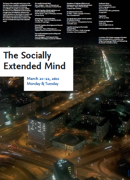"Workshop ""The Socially Extended Mind"""